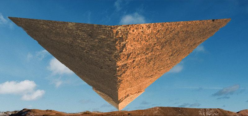 pyramid-inverted